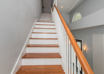 Master Bedroom Staircase