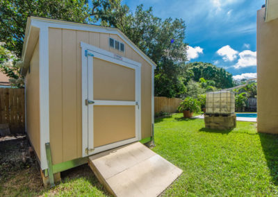N - Exterior Utility Shed-1